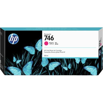 HP 746 P2V78A Original Magenta Ink Cartridge