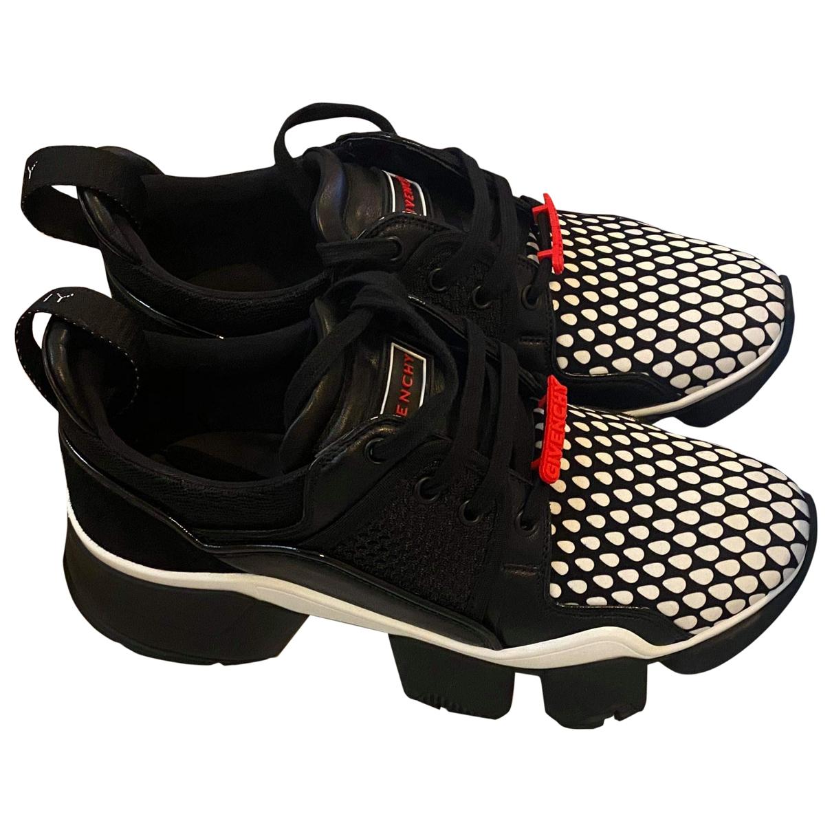 Givenchy - Baskets Jaw pour homme en toile - noir