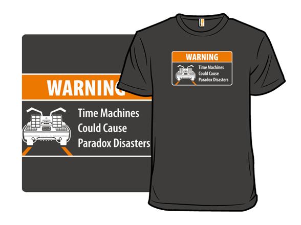 Paradox Disasters T Shirt