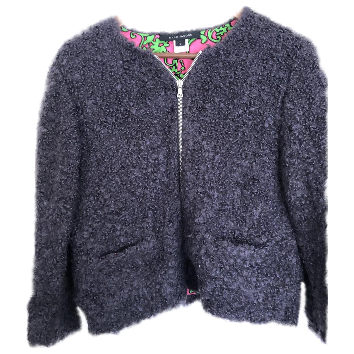 Marc Jacobs \N Grey Wool jacket for Women 36 FR