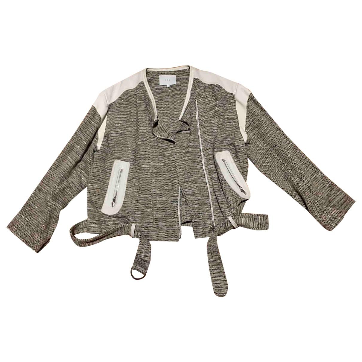 Iro - Veste   pour femme en coton - beige