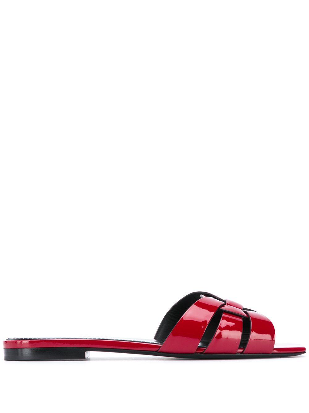Nu Pieds Leather Sandals