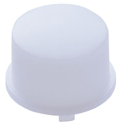 MEC White Tactile Switch Cap for use with 5G Series (10)