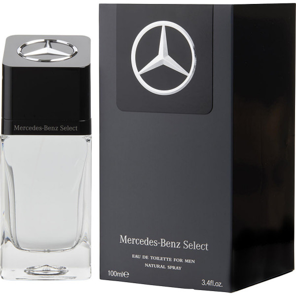 Select - Mercedes-Benz Eau de toilette en espray 100 ML