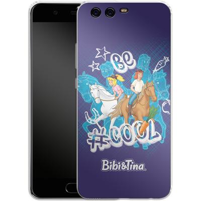 Huawei P10 Silikon Handyhuelle - Bibi und Tina Be Cool von Bibi & Tina