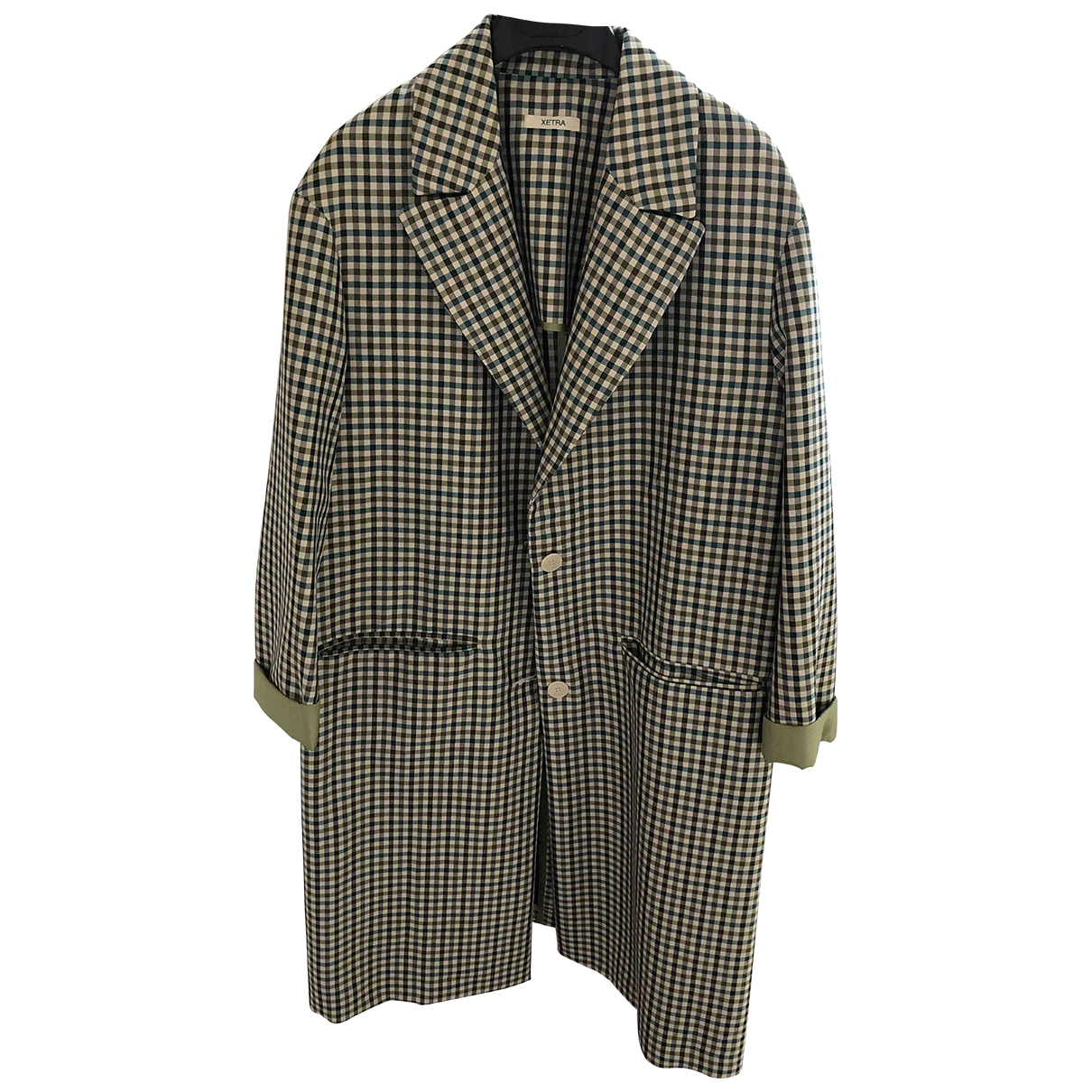 Non Signé / Unsigned \N coat for Women 44 IT