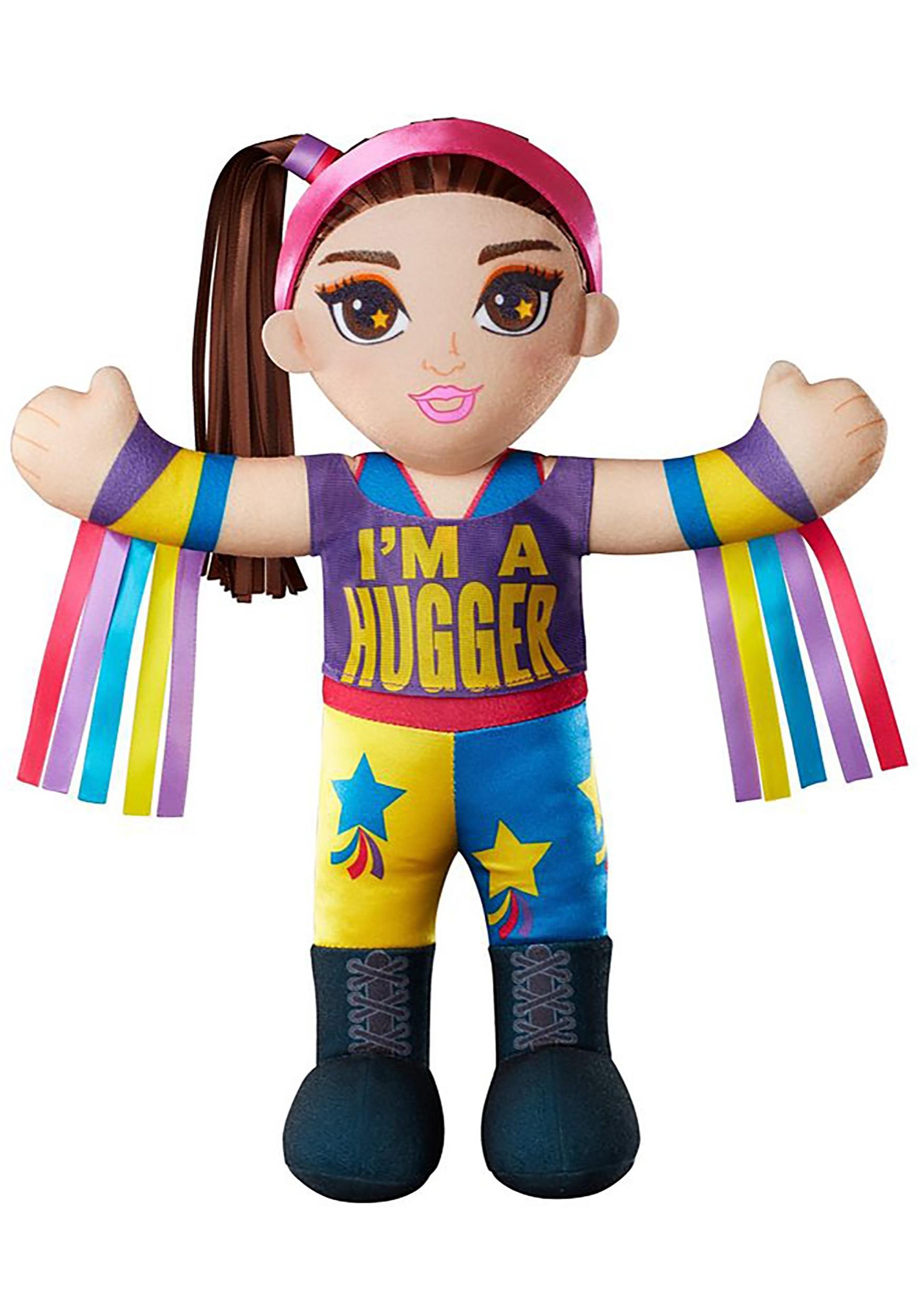Superstar WWE Bayley Plush