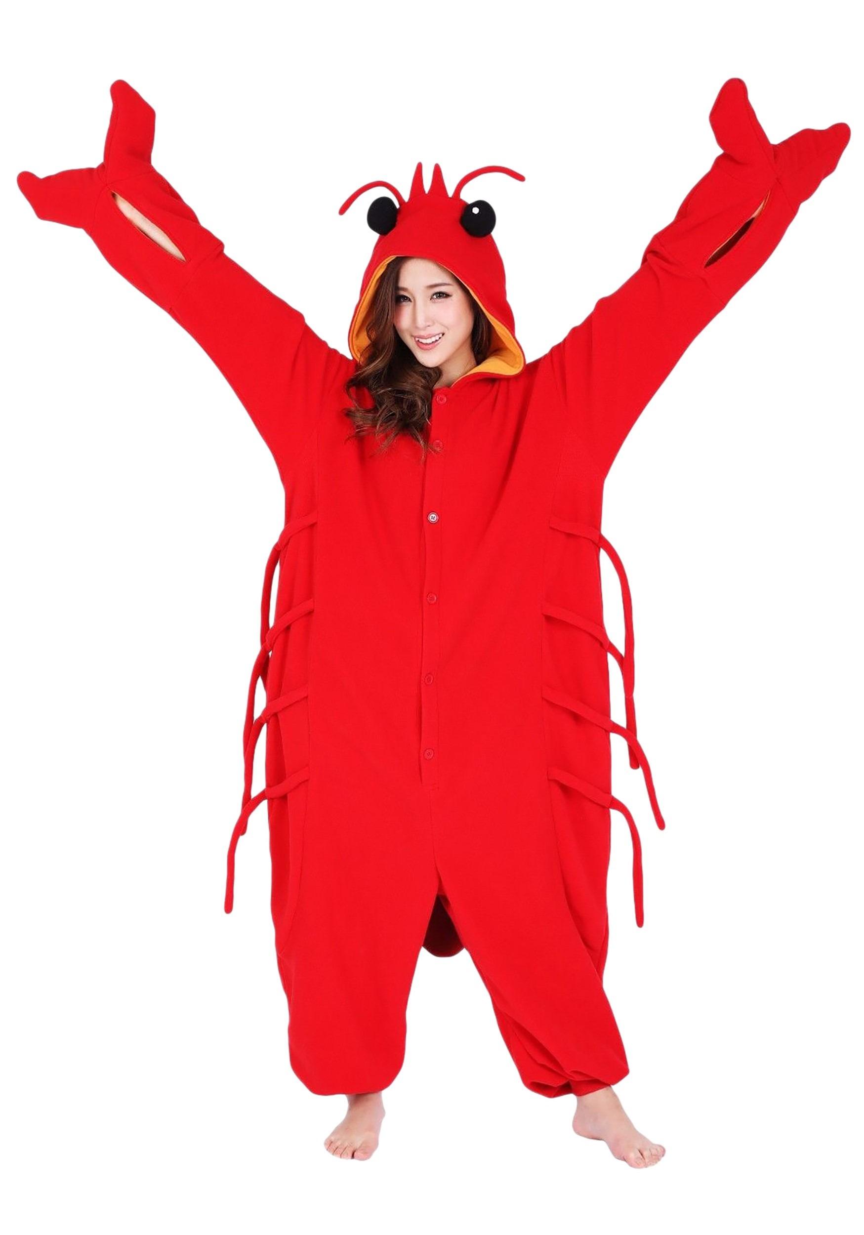 Lobster Costume Kigurumi