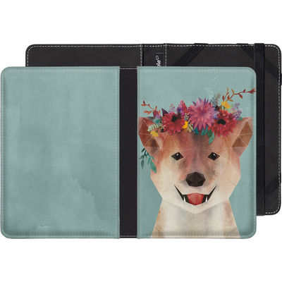 Sony Reader PRS-T2 eBook Reader Huelle - Crown von Little Clyde