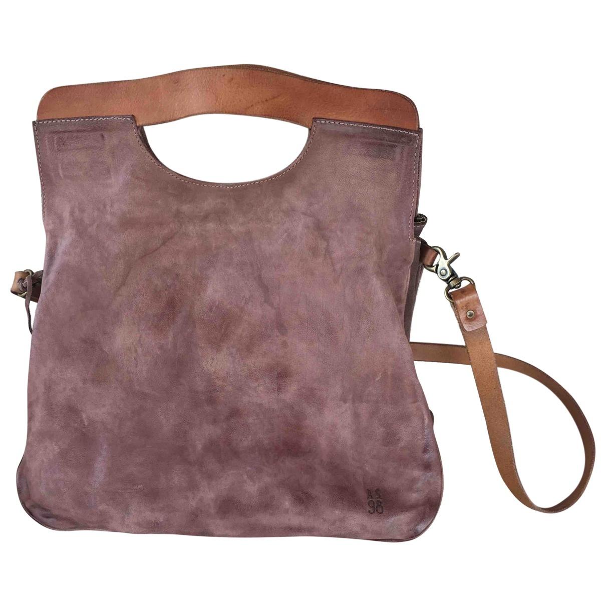 A.s.98 \N Handtasche in Leder