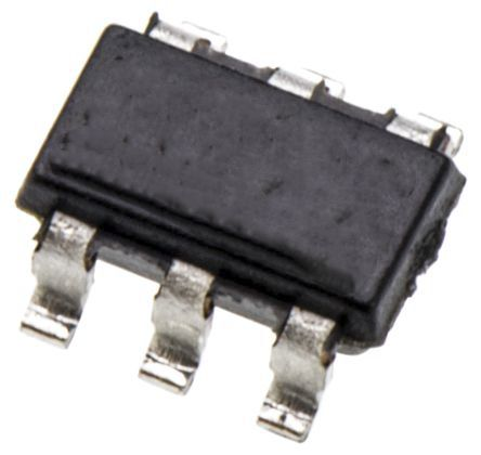 Maxim Integrated MAX6070AAUT25+T, Series Voltage Reference 2.5V, 0.04% 6-Pin, SOT-23 (2500)