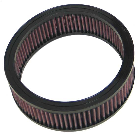 K&N E-1025 Replacement Air Filter Pontiac Fiero 1984-1988 2.5L 4-Cyl