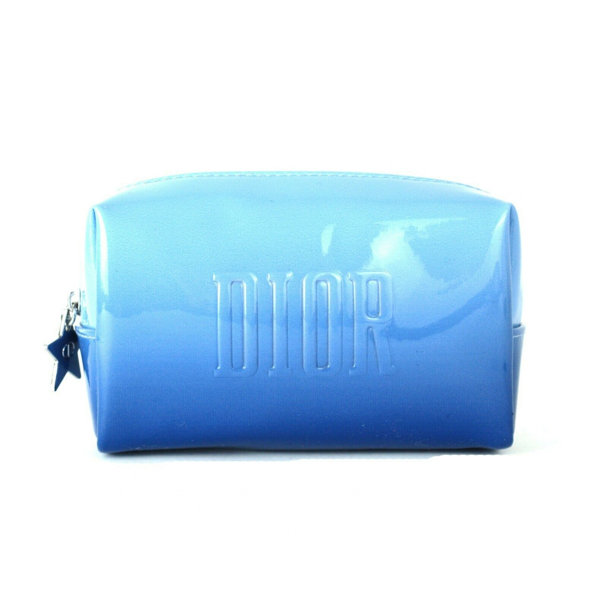 Christian Dior \N Blue Leather Purses, wallet & cases for Women \N