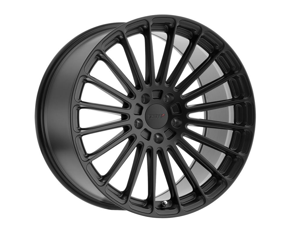 TSW Turbina Wheel 18x9.5 5x120 39mm Matte Black