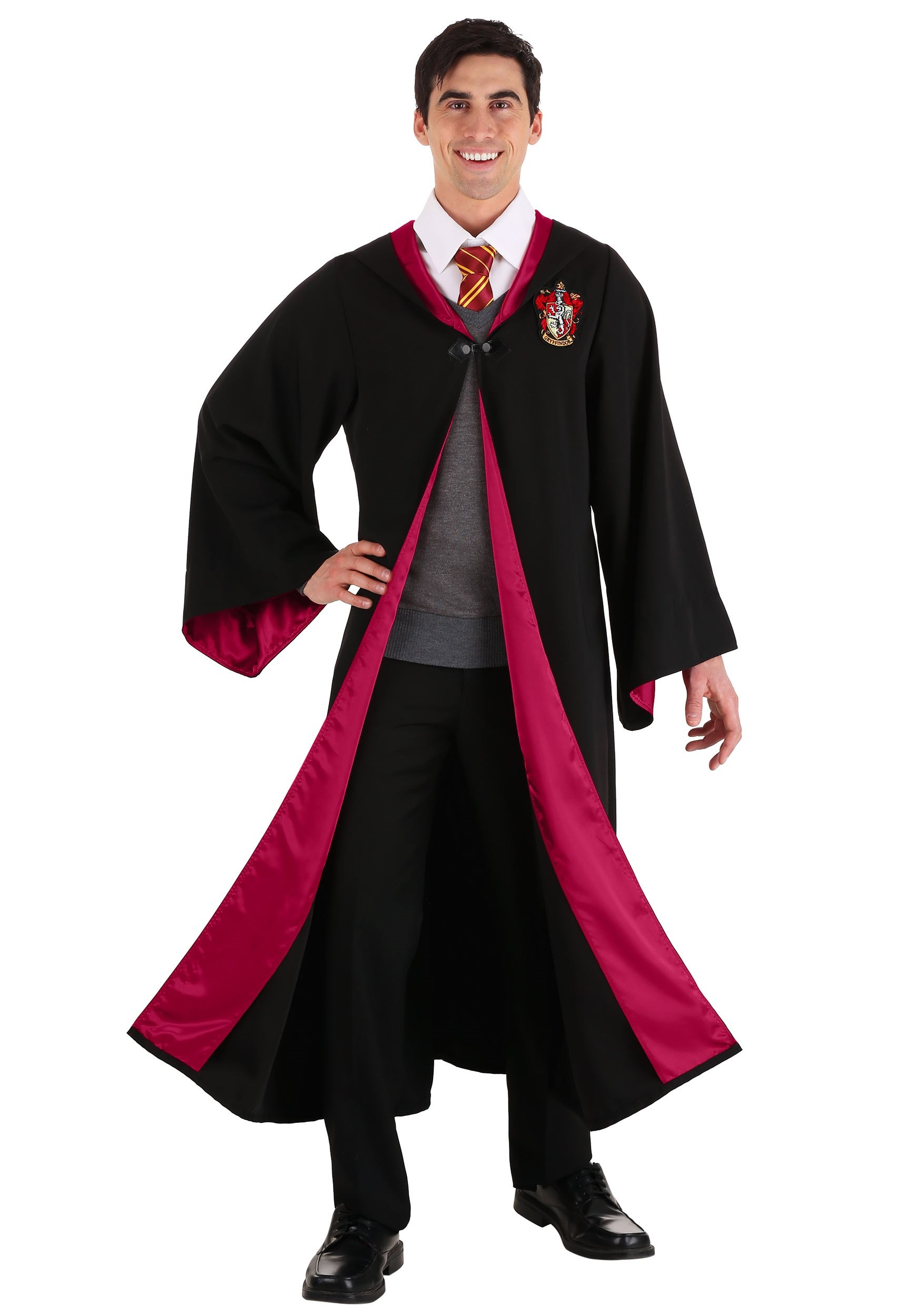Deluxe Adult's Harry Potter Costume