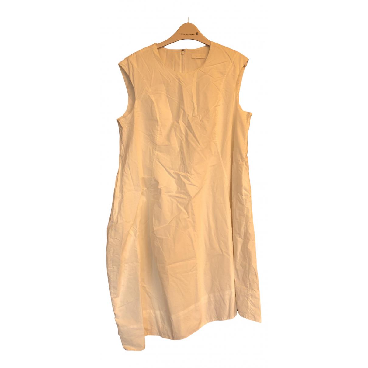 Cos \N Kleid in  Ecru Baumwolle