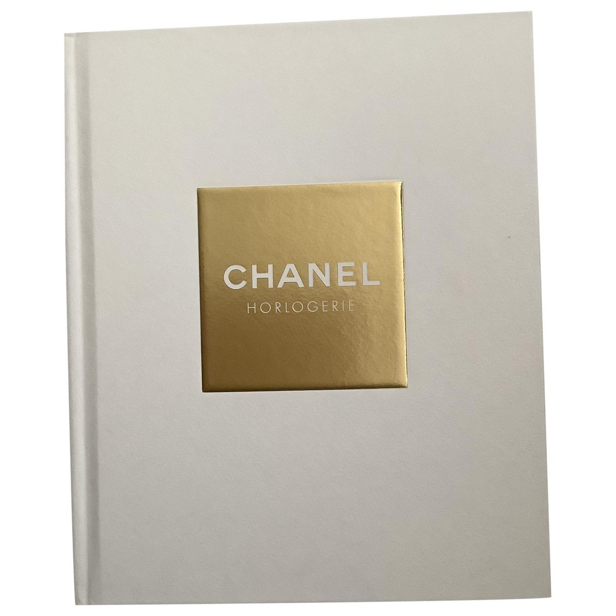 Chanel - Photographie   pour lifestyle en autre - blanc