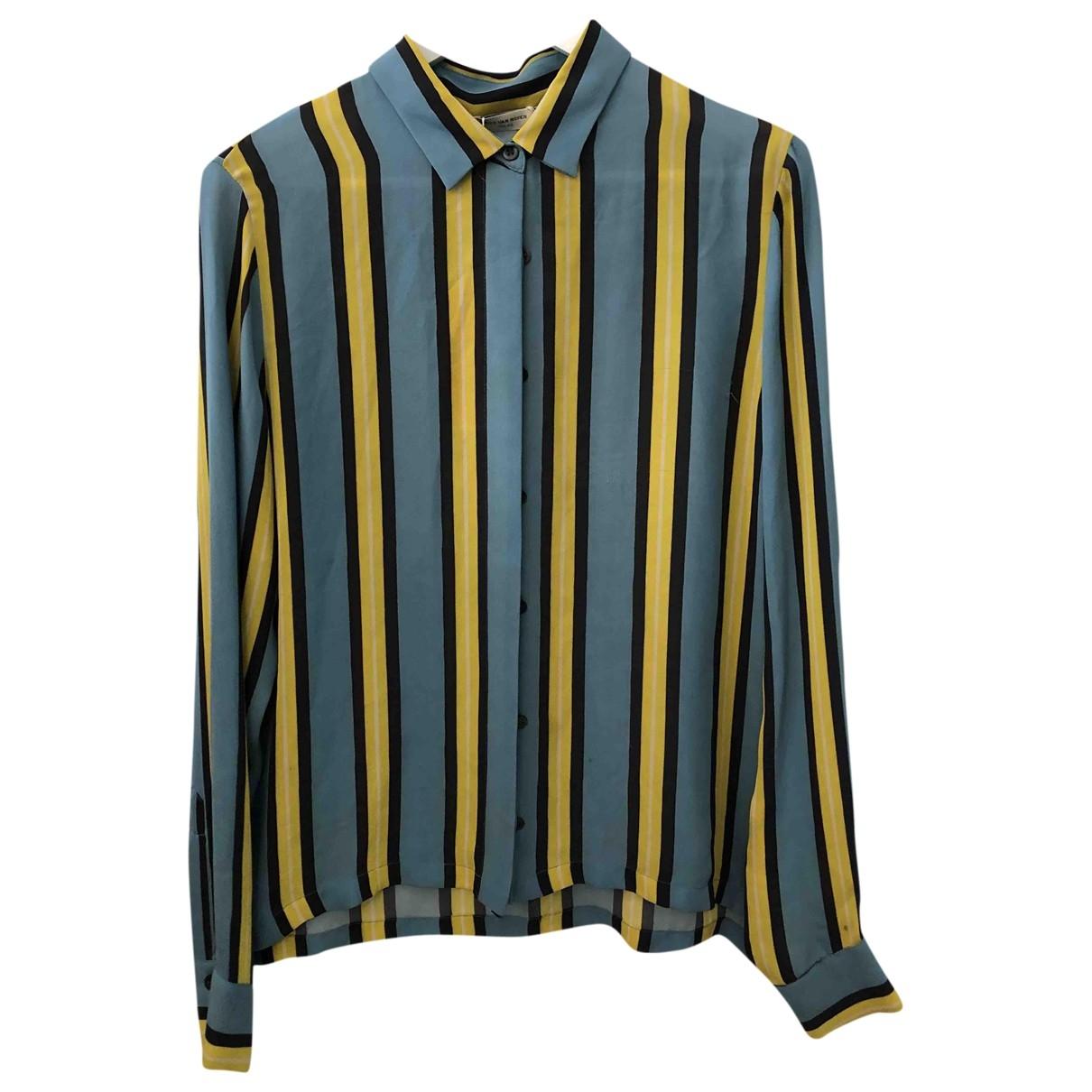 Dries Van Noten \N Multicolour Silk  top for Women 42 IT