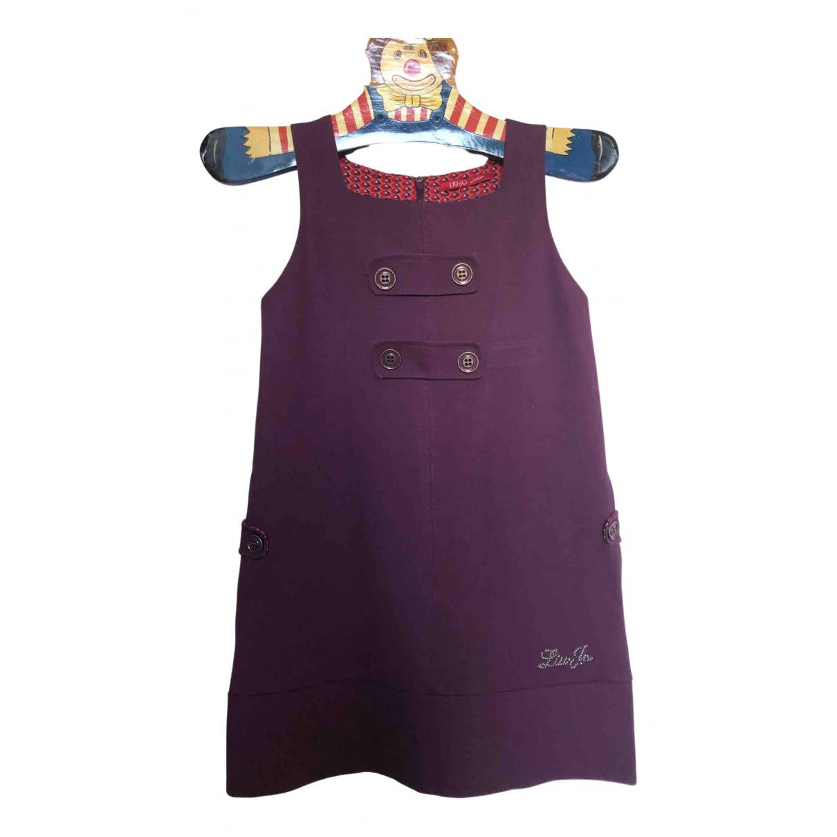 Liu.jo \N Purple dress for Kids 8 years - until 50 inches UK