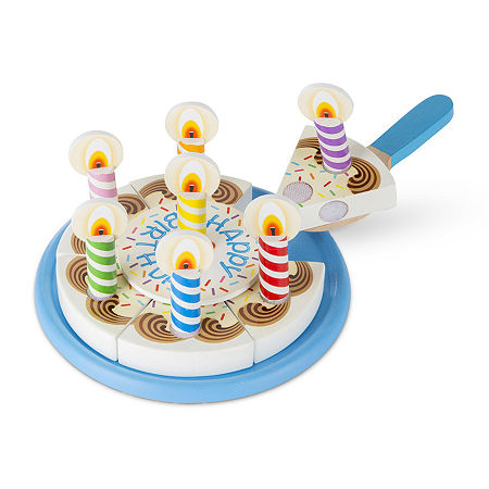 Melissa & Doug Party Food Set, One Size , No Color Family