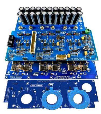 STMicroelectronics STEVAL-CTM009V1 Evaluation Kit Motor Control for Industrial motor control