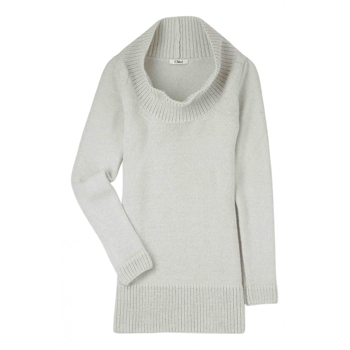 Chloé \N Ecru Wool Knitwear for Women XS International