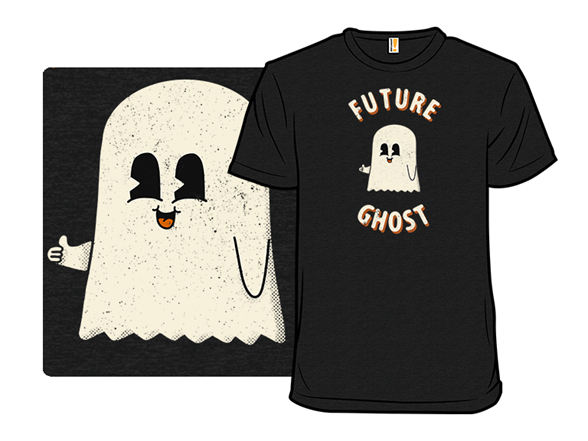 Future Ghost T Shirt