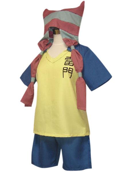 Milanoo Inazuma Eleven Cosplay Costume Raimon School  Halloween