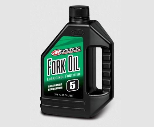 Maxima 57505 Fork Oil 20W 5 Gal