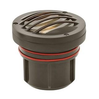 Hinkley Lighting 15705-8W27K 12v 8w 2700K LED Grill Top Modular Well (Bronze)