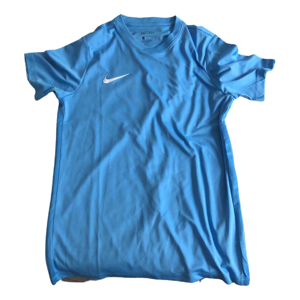 Nike \N Blue T-shirts for Men XL International