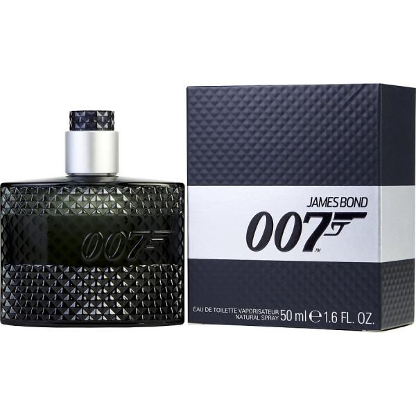 7 - James Bond Eau de toilette en espray 50 ml
