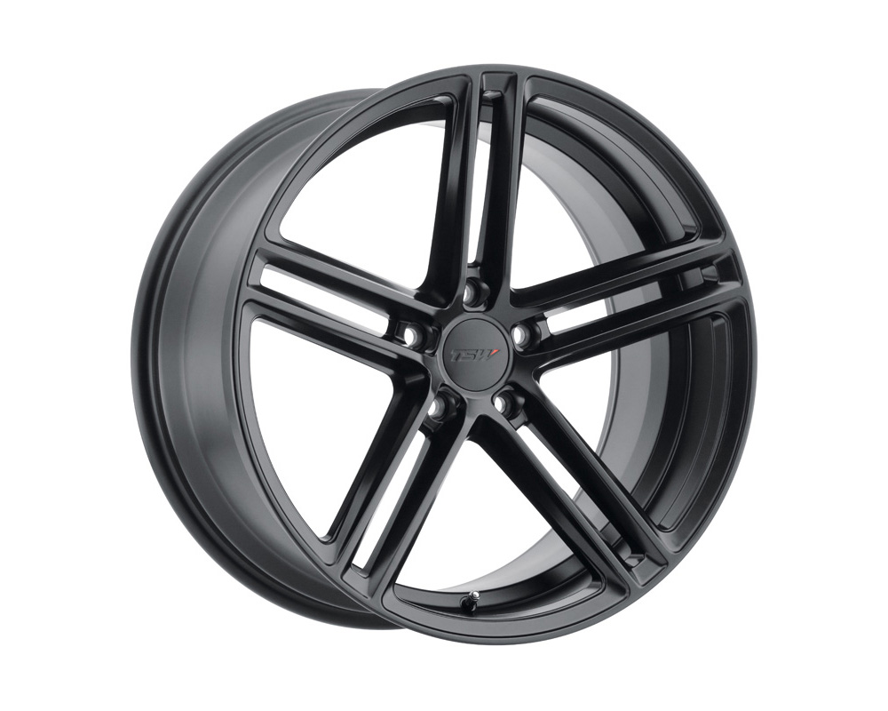 TSW Chapelle Wheel 18x8.5 5x112 32mm Matte Black