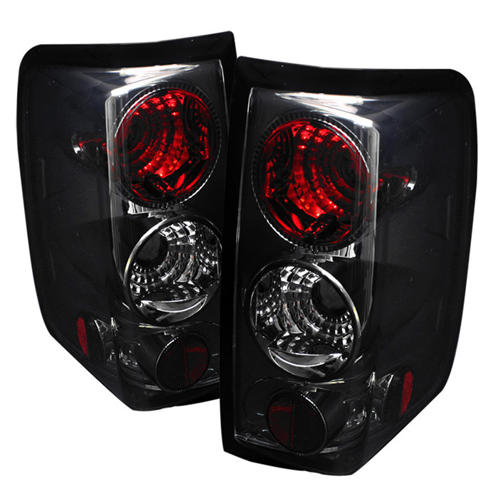 Spyder Auto ALT-YD-FF15004-SM Smoke Euro Style Taillights Ford F-150 Styleside Non-Heritage & SVT 04-08