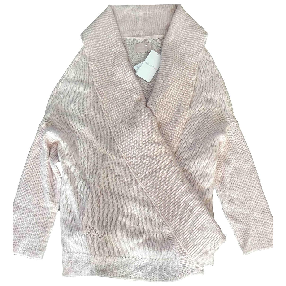 Zadig & Voltaire \N Pink Cashmere Knitwear for Women M International