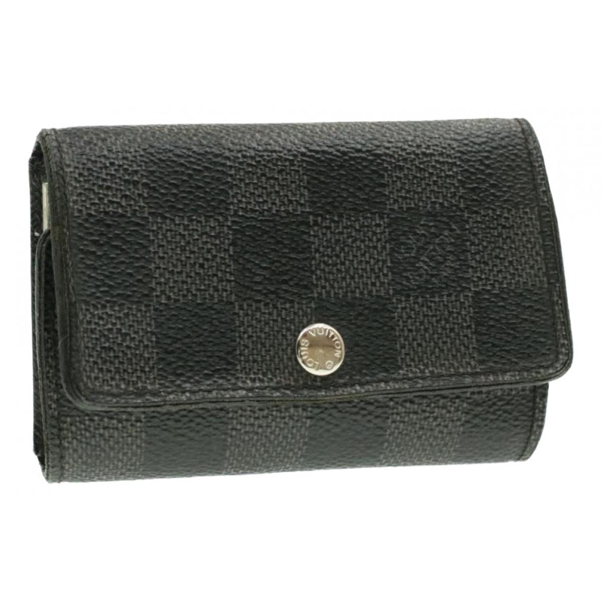 Louis Vuitton - Foulard   pour femme en autre - noir