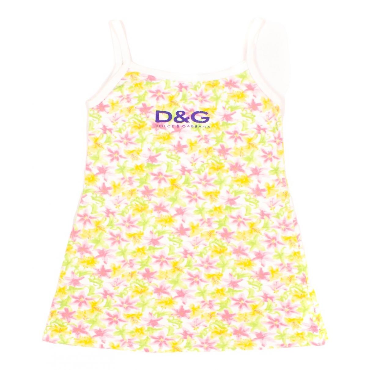 Camiseta de tirantes D&g