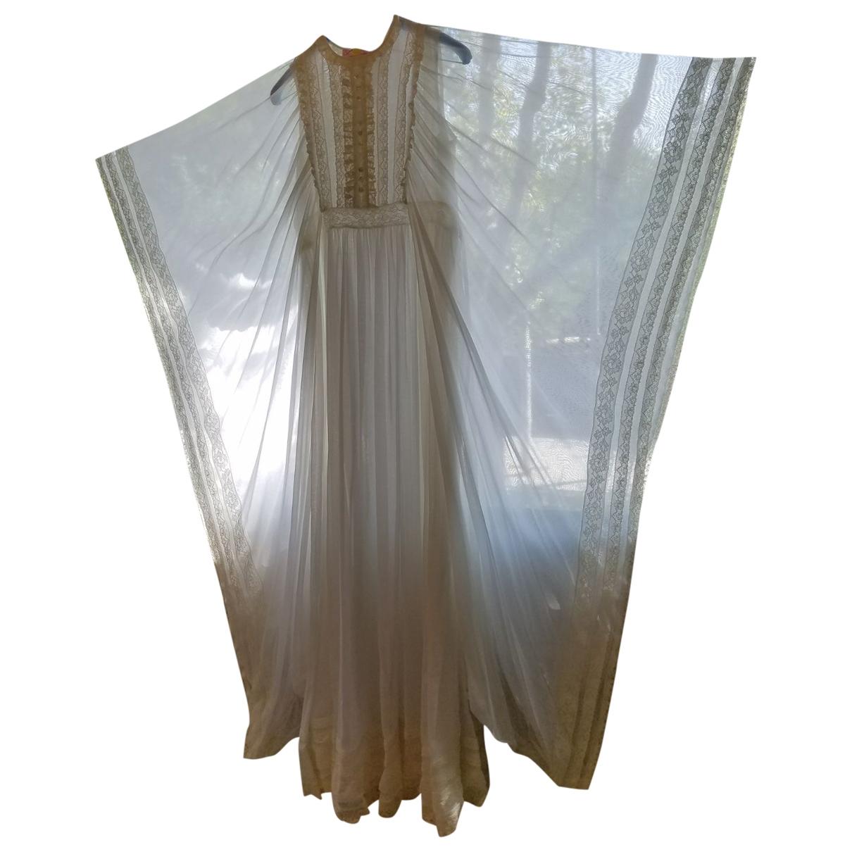 Maxi vestido Gina Fratini