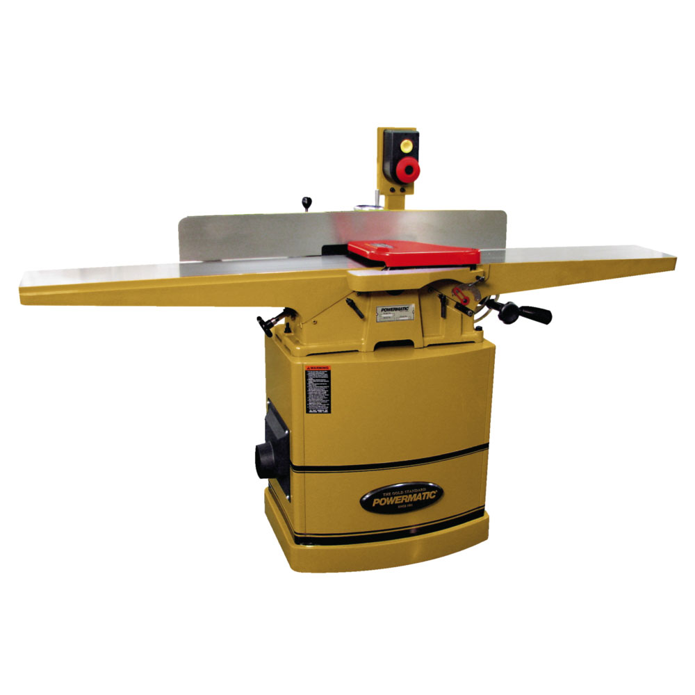 8 Jointer with Helical Cutterhead, Model 60HH