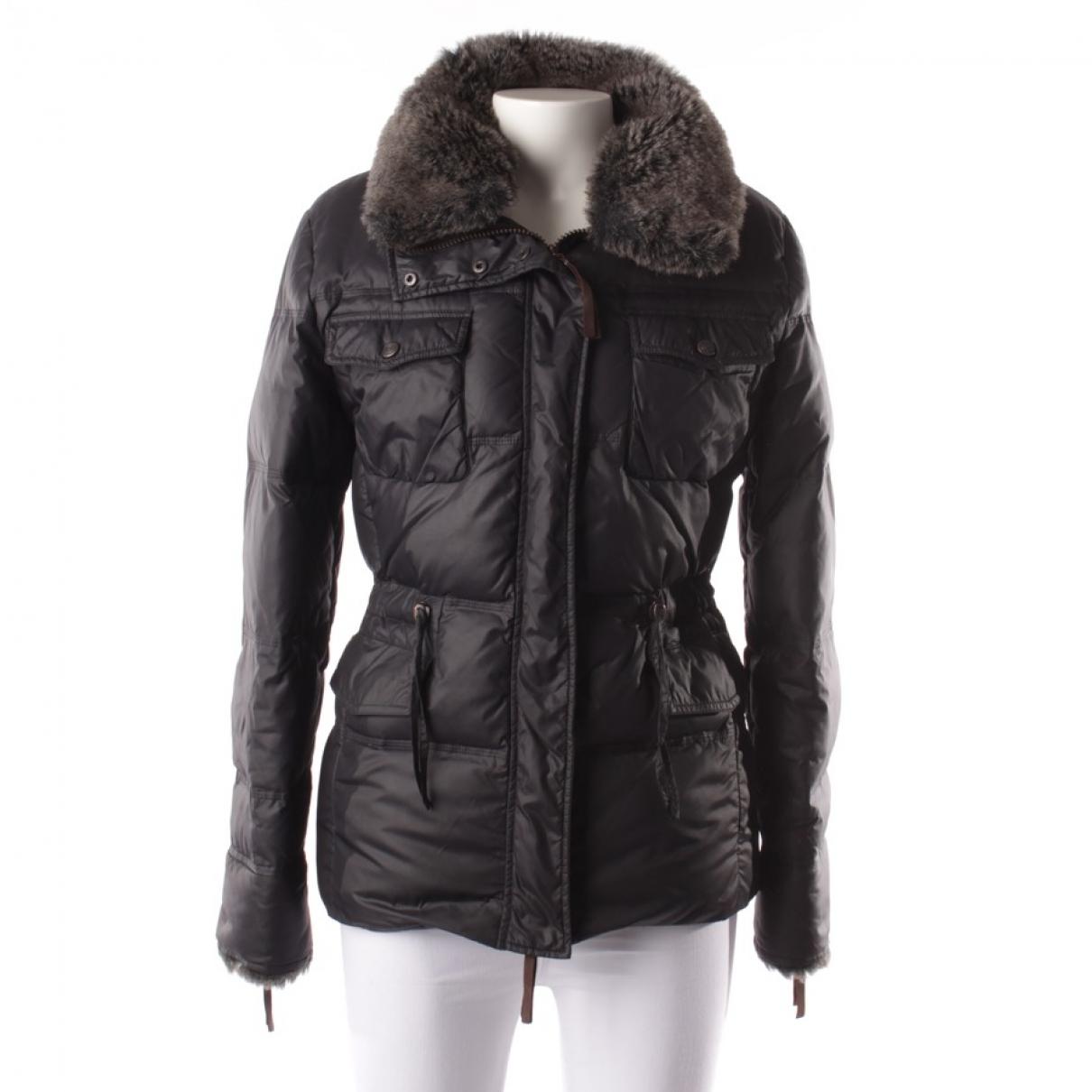 Iq+ Berlin - Manteau   pour femme - marron