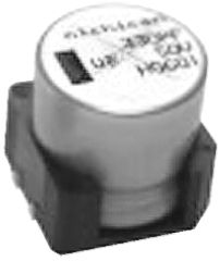 Nichicon 330μF Electrolytic Capacitor 50V dc, Surface Mount - UUE1H331MNS1MS (5)