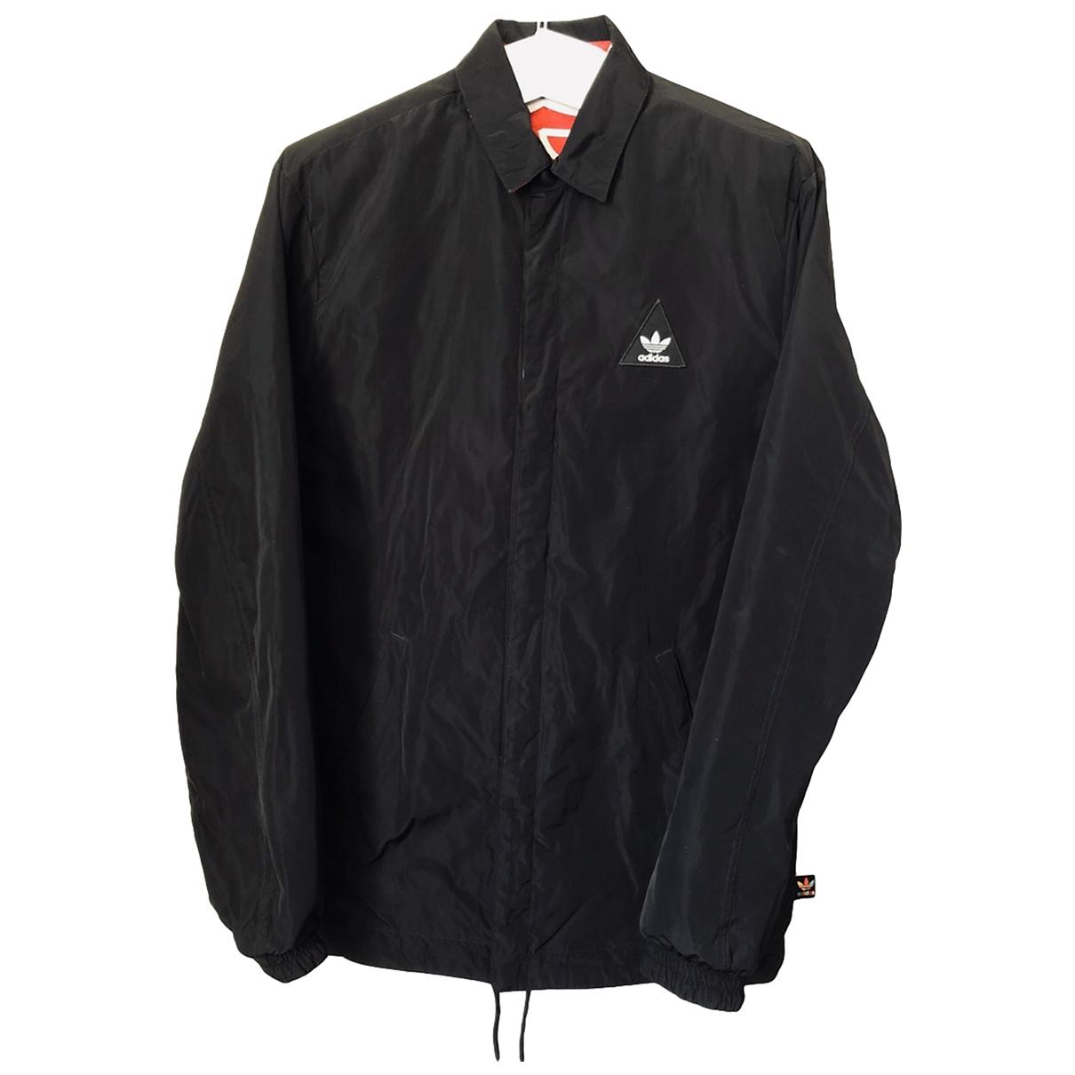 Adidas X Pharrell Williams - Vestes.Blousons   pour homme - noir