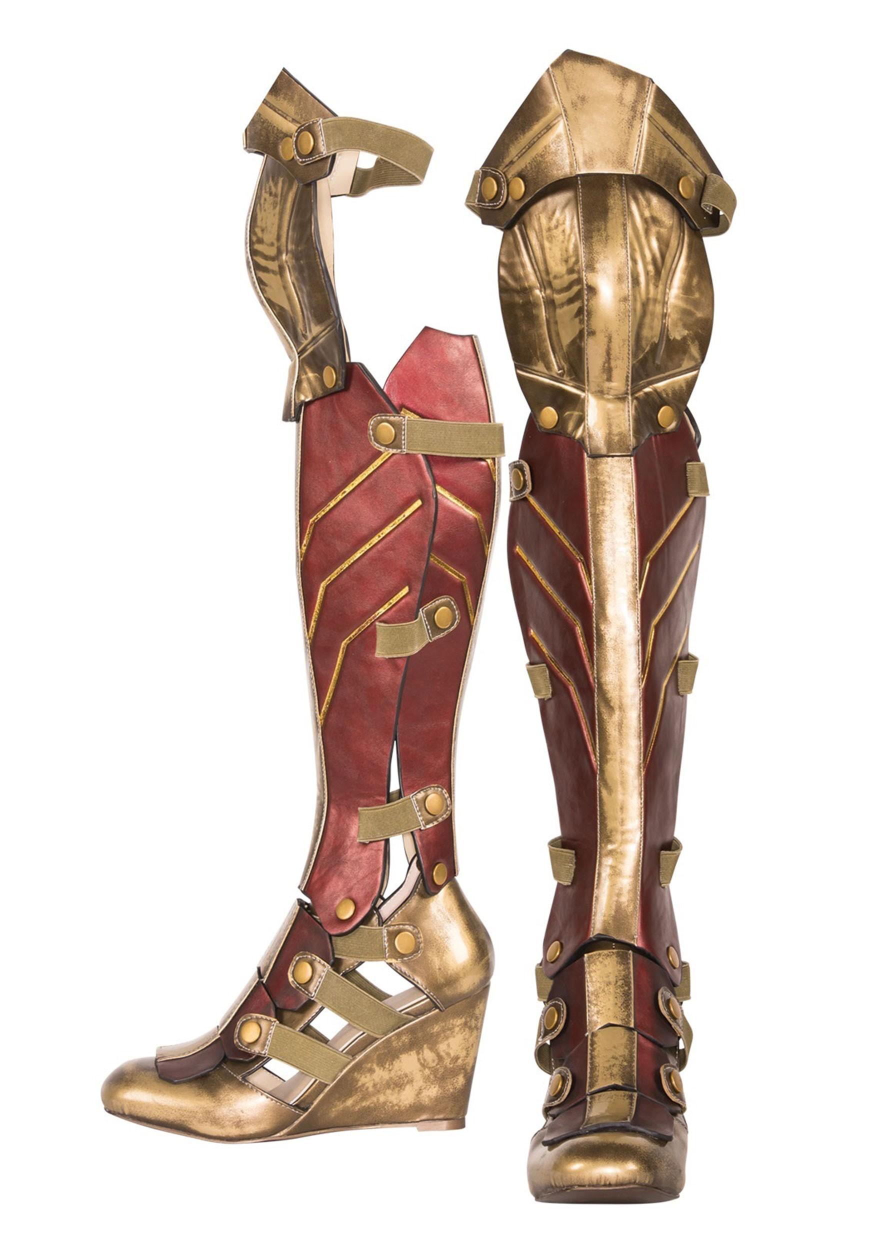 Wonder Woman 1984 Women's Costume Boots