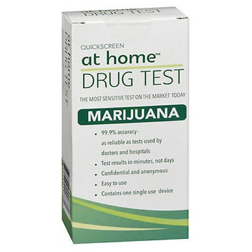 At Home Drug Test Marijuana 1 each by At Home