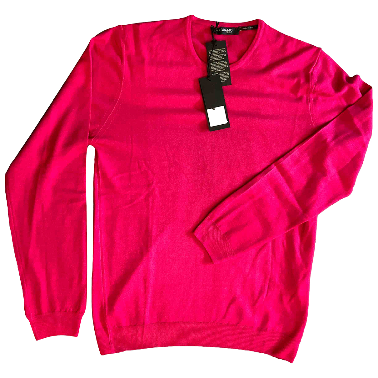 Guess \N Pullover.Westen.Sweatshirts  in  Rosa Wolle