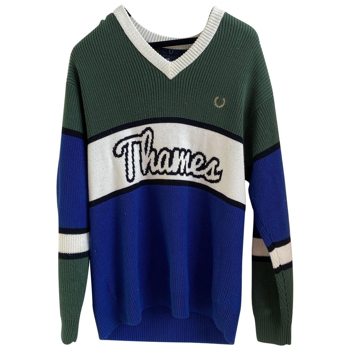 Thames London - Pulls.Gilets.Sweats   pour homme en coton - multicolore