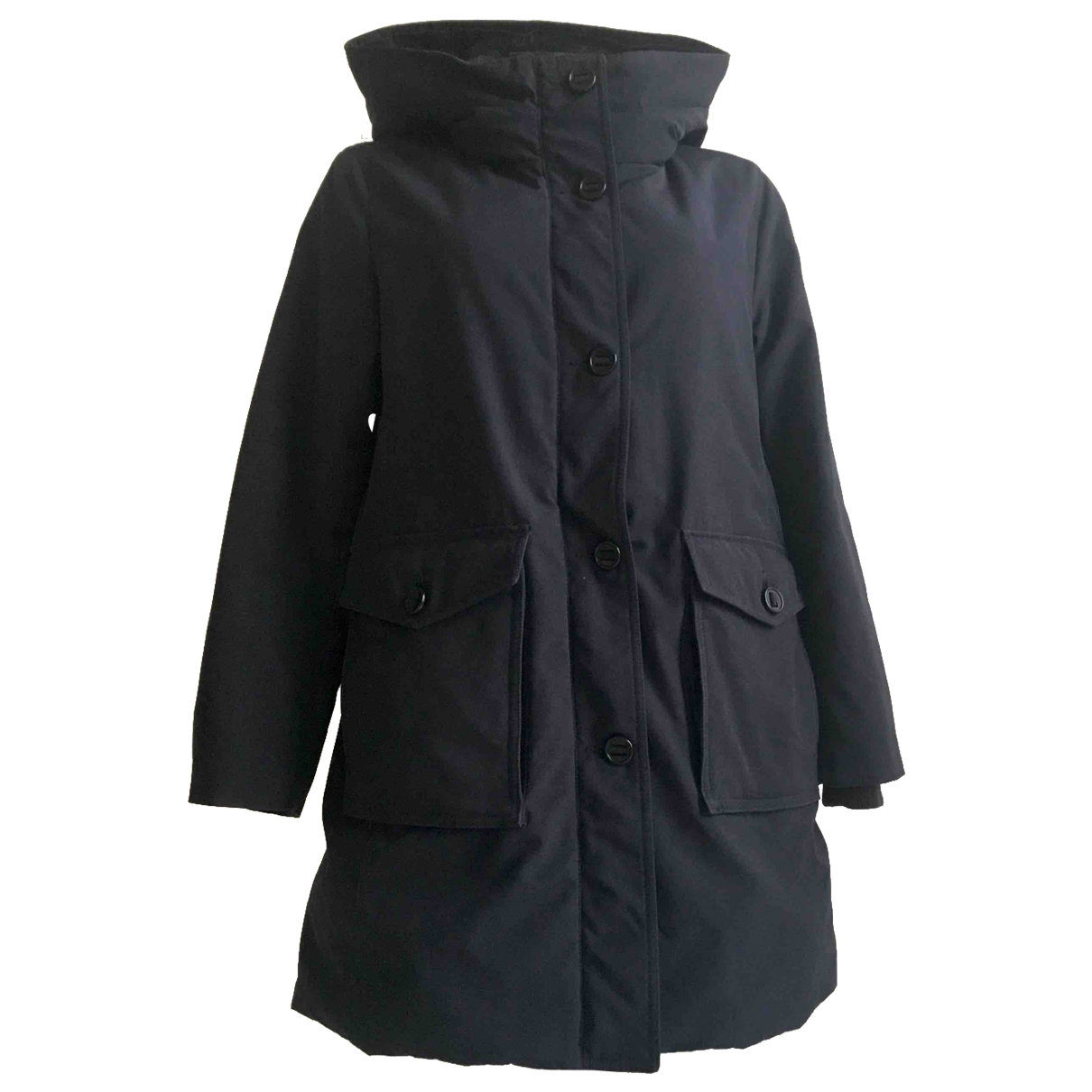 Uniqlo \N Navy coat for Women 42 FR