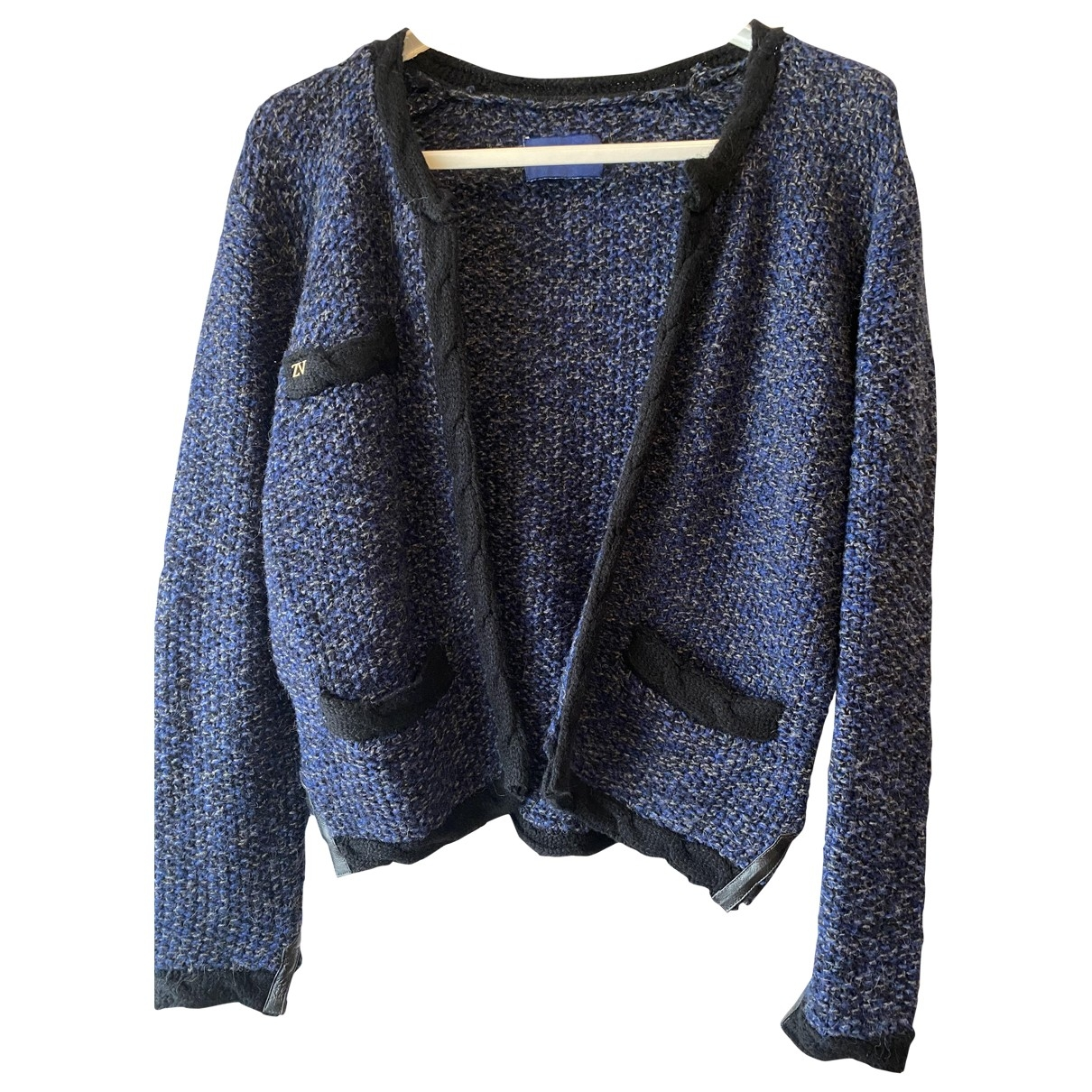 Zadig & Voltaire \N Blue Wool Knitwear for Women M International