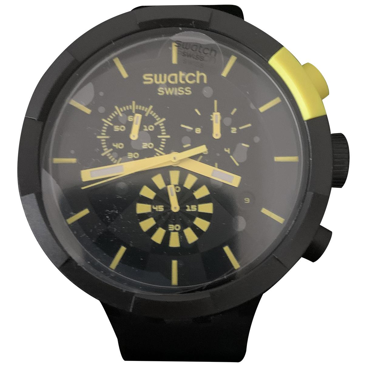 Swatch - Bijoux   pour enfant - noir