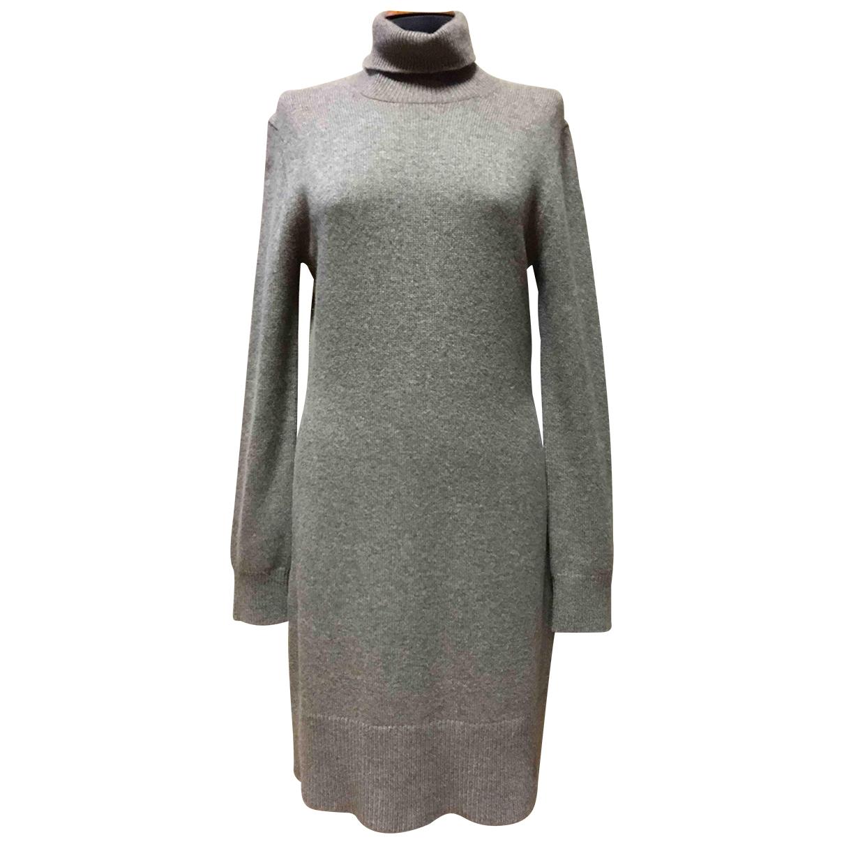 Michael Kors \N Grey Cashmere dress for Women L International